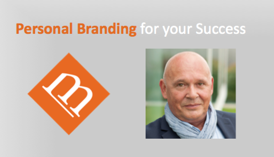 Personal Branding for your Success